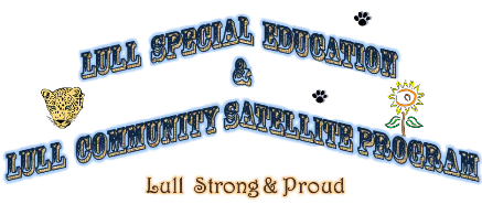 Lull Special Education Center   Logo